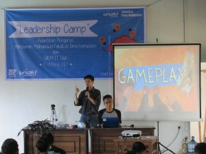 Leadership Camp - HMF Ilmu Komputer