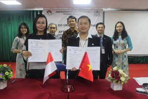 MoU Universitas AKI – Dong Do University Vietnam